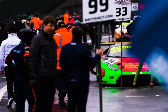 Jamie Sheldrick, British GT Rounds 1-2, UK, 02/04/2018 11:46:21 Thumbnail