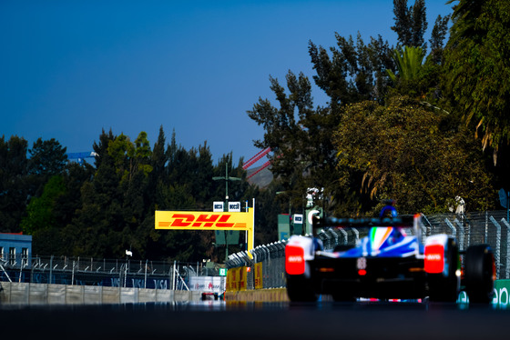 Lou Johnson, Mexico City ePrix, Mexico, 07/03/2018 09:43:57 Thumbnail