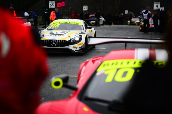 Jamie Sheldrick, British GT Rounds 1-2, UK, 02/04/2018 11:47:12 Thumbnail