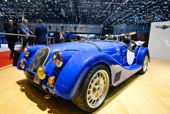 Marta Rovatti Studihrad, Geneva International Motor Show, Switzerland, 06/03/2018 15:34:26 Thumbnail