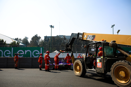 Shivraj Gohil, Mexico City ePrix, Mexico, 03/03/2018 10:54:46 Thumbnail