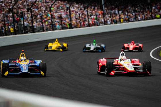 Andy Clary, Indianapolis 500, United States, 26/05/2019 12:41:21 Thumbnail