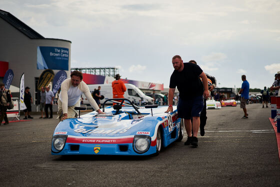 James Lynch, Silverstone Classic, UK, 26/07/2019 09:36:10 Thumbnail