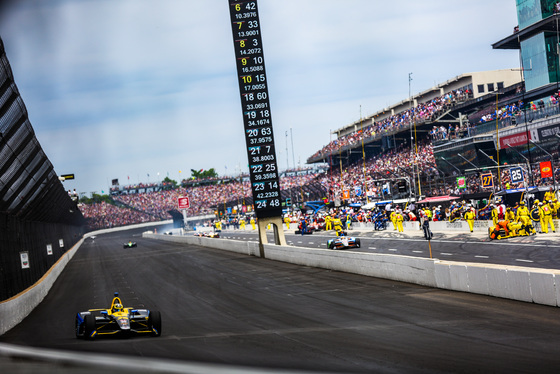 Andy Clary, Indianapolis 500, United States, 26/05/2019 13:17:03 Thumbnail