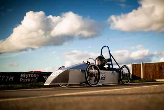 Greenpower: Blyton Park test Album Cover Photo