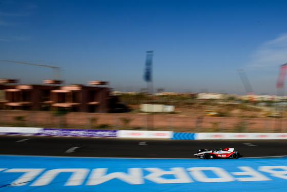 Lou Johnson, Marrakesh E-Prix, Morocco, 01/03/2020 10:18:06 Thumbnail