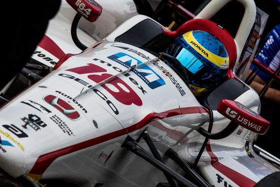 Andy Clary, Indianapolis 500, United States, 20/05/2017 17:13:09 Thumbnail