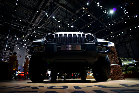 Marta Rovatti Studihrad, Geneva International Motor Show, Switzerland, 07/03/2018 17:08:36 Thumbnail