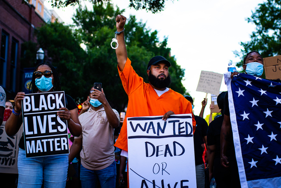 Kenneth Midgett, Black Lives Matter Peaceful Protest, United States, 14/06/2020 16:45:14 Thumbnail