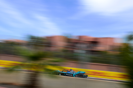 Lou Johnson, Marrakesh E-Prix, Morocco, 01/03/2020 11:44:24 Thumbnail