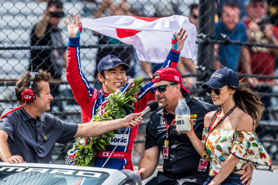 Andy Clary, Indianapolis 500, United States, 28/05/2017 16:20:48 Thumbnail