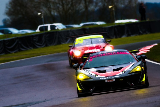 Jamie Sheldrick, British GT Rounds 1-2, UK, 31/03/2018 10:15:01 Thumbnail