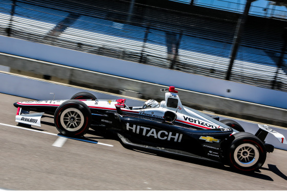 Andy Clary, Indianapolis 500 Open Test, United States, 30/04/2018 13:10:03 Thumbnail