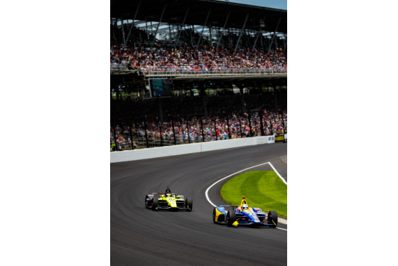 Andy Clary, Indianapolis 500, United States, 26/05/2019 13:23:23 Thumbnail